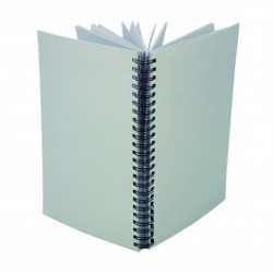 LIBRETA SUBLIMABLE (A5 - A6)