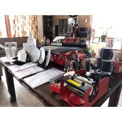 Promoción Combo 8 en 1 + Impresora EPSON A4 + Tazas+etc