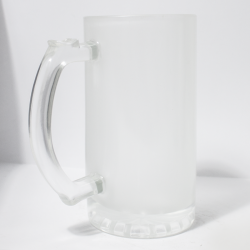 Chop de Cerveza de Cristal Transparente