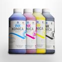 Tinta Ecosolvente Allwin para Konica 14pl