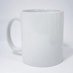 Taza para Sublimacion (Inc.Caja) Blanca 11 Onzas