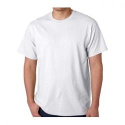Polo Blanco Listo para Sublimar Tallas S-M-L- XL (Hombres)