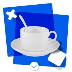 Set de Taza de Café 6 oz