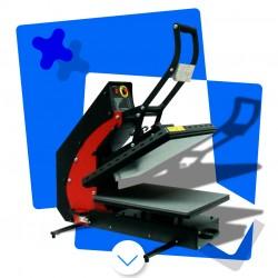 Plancha transfer automática y plegable 50x80cm