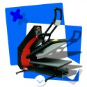 Plancha transfer automática y plegable (50 x 80cm)