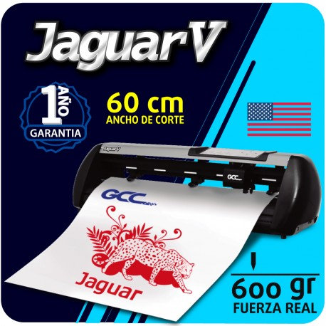 Plotter de Corte GCC Jaguar V