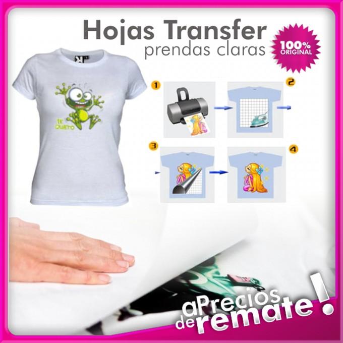 Para que sirve el papel transfer como se aplica - Papel de transferencia para plancha ...